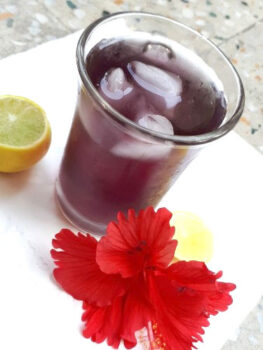 Hibiscus Iced Tea - Plattershare - Recipes, Food Stories And Food Enthusiasts