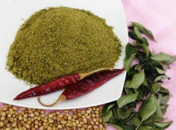 Curry Leaves Powder/ Gun Powder Using Curry Leaves - Plattershare - Recipes, Food Stories And Food Enthusiasts