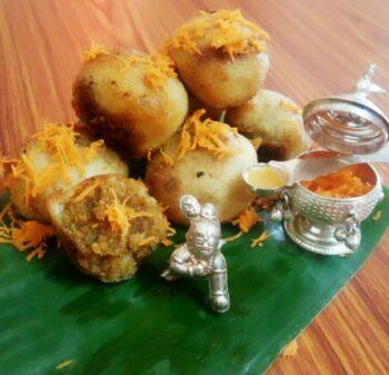 Poornam Boorelu (Tofu - Carrot - Coconut Boorelu ) - Plattershare - Recipes, Food Stories And Food Enthusiasts