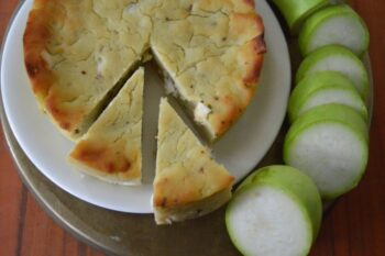 Sugarfree Lau Poda Pitha - Plattershare - Recipes, Food Stories And Food Enthusiasts