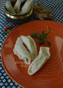 Biri Gojja ( A Steamed Savoury Delicacy ) - Plattershare - Recipes, Food Stories And Food Enthusiasts
