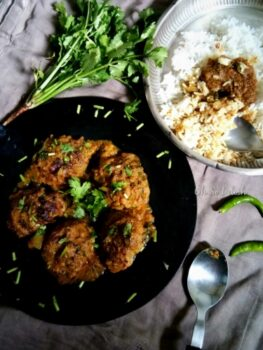 Lau Er Kofta - Plattershare - Recipes, Food Stories And Food Enthusiasts