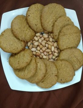 Simple 3 Ingredients Peanut Butter Cookies - Plattershare - Recipes, Food Stories And Food Enthusiasts