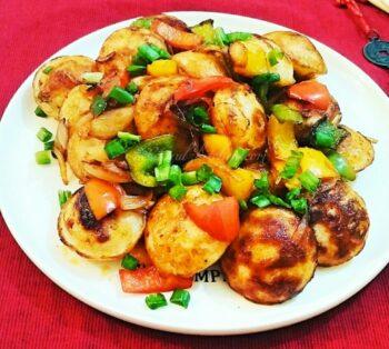 Appo Manchurian / Paniyaram Manchurian - Plattershare - Recipes, Food Stories And Food Enthusiasts