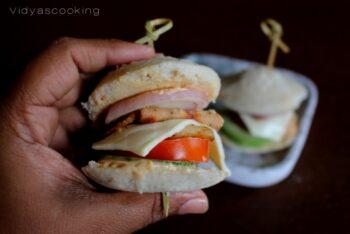 Idly Sandwich Using Farmztofamiliez Multi-Millet Idli /Dosa Batter - Plattershare - Recipes, Food Stories And Food Enthusiasts
