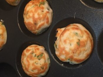 Pan Cooked Medu Wada - Plattershare - Recipes, Food Stories And Food Enthusiasts