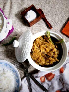 Pyaaz Posto - Plattershare - Recipes, Food Stories And Food Enthusiasts
