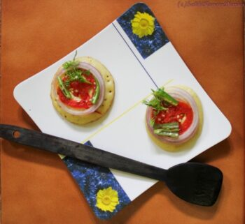 Button Adai Dosa - Plattershare - Recipes, Food Stories And Food Enthusiasts