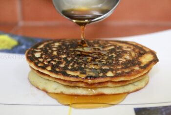 Utappa Pancakes With Simple Idly/Dosa Batter - Plattershare - Recipes, Food Stories And Food Enthusiasts
