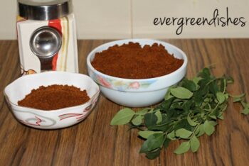 Curry Leaf Powder - Plattershare - Recipes, Food Stories And Food Enthusiasts