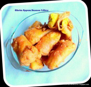 Ethakka Appam - Plattershare - Recipes, Food Stories And Food Enthusiasts