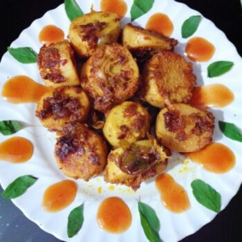 Masala Fried Paneer - Plattershare - Recipes, Food Stories And Food Enthusiasts