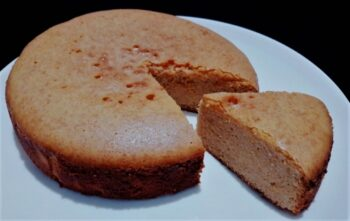 Whole Wheat Cake Eggless - Plattershare - Recipes, Food Stories And Food Enthusiasts