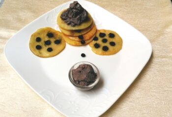 Blueberry Pancake - Plattershare - Recipes, Food Stories And Food Enthusiasts