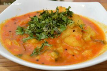 Aloo Ki Sabji (Potato Curry) - Plattershare - Recipes, Food Stories And Food Enthusiasts