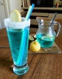 Blue Lagoon Mocktail - Plattershare - Recipes, Food Stories And Food Enthusiasts