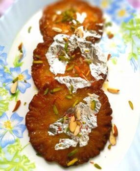 Malpua - Plattershare - Recipes, Food Stories And Food Enthusiasts