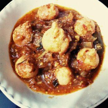 Masala Moong Badi - Plattershare - Recipes, Food Stories And Food Enthusiasts