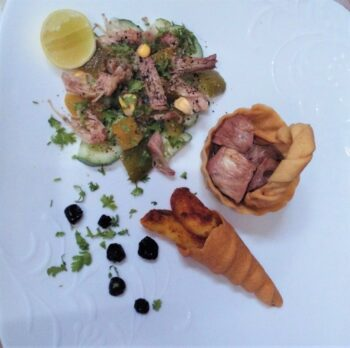 Vegan Jackfruit Salad - Plattershare - Recipes, Food Stories And Food Enthusiasts