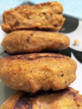 Yam (Suran / Jimikand) Kabab - Plattershare - Recipes, Food Stories And Food Enthusiasts