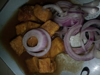 Yam Chat (Suran Chat) - Plattershare - Recipes, Food Stories And Food Enthusiasts