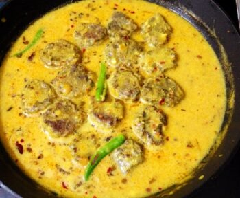 Basunti Malai Kofta - Plattershare - Recipes, Food Stories And Food Enthusiasts