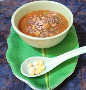 Veg Soup - Plattershare - Recipes, Food Stories And Food Enthusiasts
