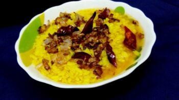 Urad Ki Dhuli Dal - Plattershare - Recipes, Food Stories And Food Enthusiasts