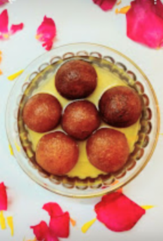 Gulab Jamun - Plattershare - Recipes, Food Stories And Food Enthusiasts