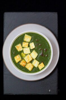 Palak Paneer Recipe - Plattershare - Recipes, Food Stories And Food Enthusiasts