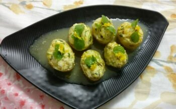 Orangy Honey Potato - Plattershare - Recipes, Food Stories And Food Enthusiasts