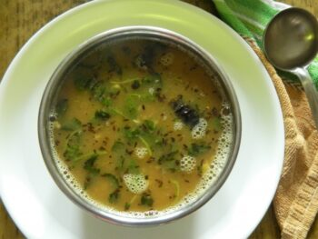Horse Gram Rasam - Plattershare - Recipes, Food Stories And Food Enthusiasts