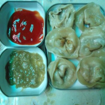 Vegetable Momos - Plattershare - Recipes, Food Stories And Food Enthusiasts