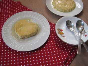 Classic Honey Flan - Plattershare - Recipes, Food Stories And Food Enthusiasts