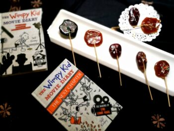 Honey Caramel Lollipops - Plattershare - Recipes, Food Stories And Food Enthusiasts