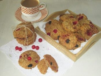 Healthy Sugar Free Oats And Fruit Cookies - Plattershare - Recipes, Food Stories And Food Enthusiasts