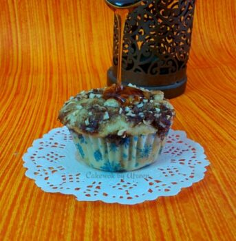 Baklava Muffins - Plattershare - Recipes, Food Stories And Food Enthusiasts