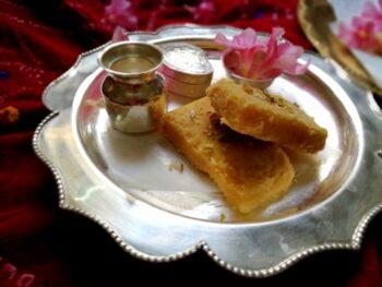 Mysore Pak - Plattershare - Recipes, Food Stories And Food Enthusiasts