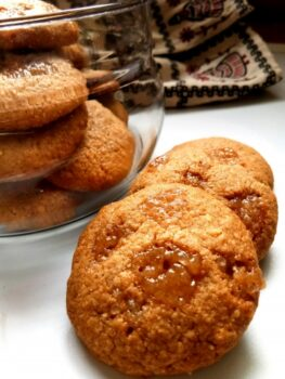 Honey Butterscotch Cookies - Plattershare - Recipes, Food Stories And Food Enthusiasts