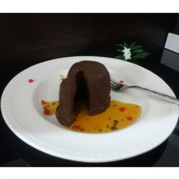 Honey Lava Cake - Plattershare - Recipes, Food Stories And Food Enthusiasts