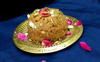 Chuahre Ka Halwa/ Dry Dates Halwa - Plattershare - Recipes, Food Stories And Food Enthusiasts