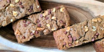 Millet Chocolate Chunk Banana Cake - Plattershare - Recipes, Food Stories And Food Enthusiasts