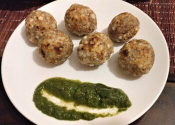 Sabudana Appe (Tapioca Pearl Balls) - Plattershare - Recipes, Food Stories And Food Enthusiasts