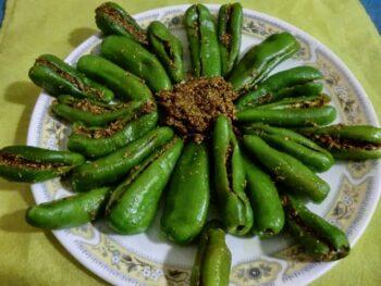 Green Chili Pickle/ Hari Mirch Ka Achar - Plattershare - Recipes, Food Stories And Food Enthusiasts