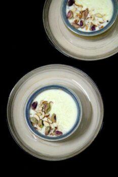 Rice Pudding (Chawal Ki Kheer) - Plattershare - Recipes, Food Stories And Food Enthusiasts