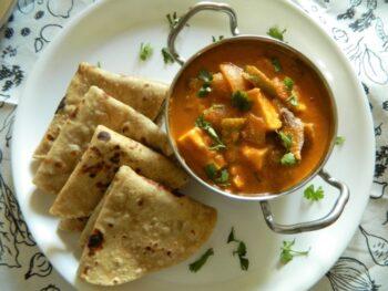 Kadai Paneer Gravy - Plattershare - Recipes, Food Stories And Food Enthusiasts
