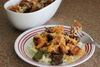 Cheesy Chili Idli - Plattershare - Recipes, Food Stories And Food Enthusiasts