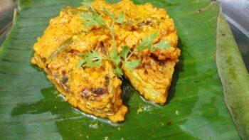 Elish Paturi (Hilsa Fish) - Plattershare - Recipes, Food Stories And Food Enthusiasts