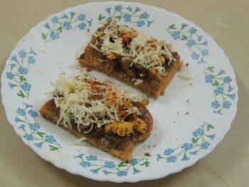 Lemon Marmalade &Amp; Stir-Fried Veggie Bruschetta - Plattershare - Recipes, Food Stories And Food Enthusiasts
