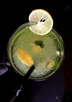 Green Apple Mojito - Plattershare - Recipes, Food Stories And Food Enthusiasts
